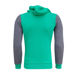 BURSASTORE - Çocuk Sweat Kapşonlu Çınar Yeşil (1)