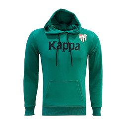 BURSASTORE - Çocuk Sweat Kapşonlu Kappa Yeşil