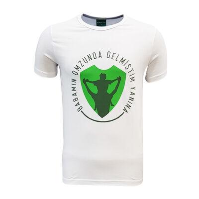 Çocuk T-Shirt 0 Babamın Omzunda