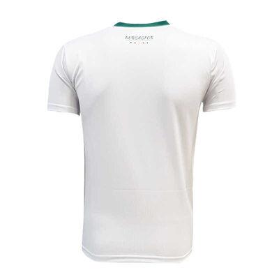 Çocuk T-Shirt 0 Yaka Atatürk Beyaz Logo