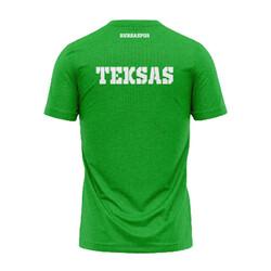 BURSASTORE - Çocuk T-Shirt 0 Yaka Teksas Yeşil (1)