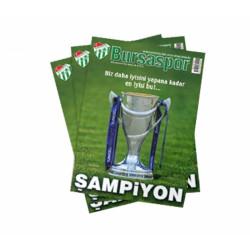 - Dergi Şampiyonluk Özel Sayısı