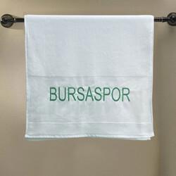 BURSASTORE - El Havlusu Bursaspor Beyaz (45x90)