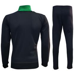 - Eşofman Takım Yeşil Beyaz Siyah Bs (1)