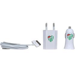 BURSASTORE - Iphone İkili Şarj Cihazı (3g/3gs/4/4s) (1)