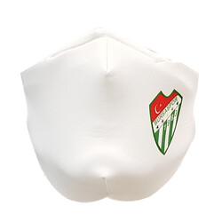 Maske Bez Beyaz Logo - Thumbnail