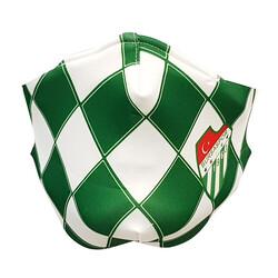 Maske Bez Damalı Logo - Thumbnail