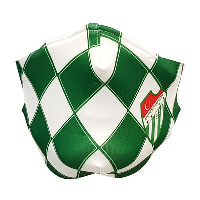Maske Bez Damalı Logo