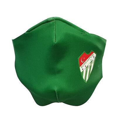 Maske Bez Yeşil Logo