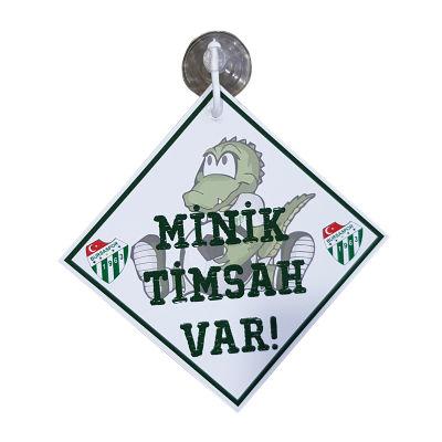 Minik Timsah Var