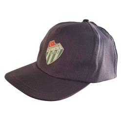 BURSASTORE - Şapka Füme Logo