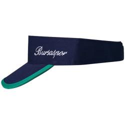 Şapka Vizor Bursaspor Lacivert - Thumbnail