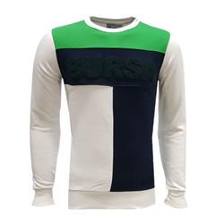 - Sweat 0 Yaka Bursaspor Laci Beyaz Yeşil