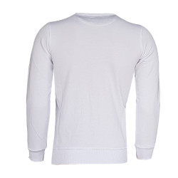 - Sweat 0 Yaka Nostalji Logo Beyaz (1)