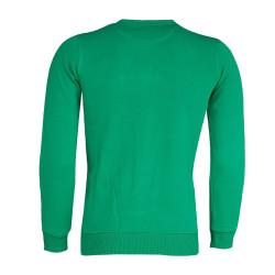 BURSASTORE - Sweat 0 Yaka Nostalji Logo Yeşil (1)