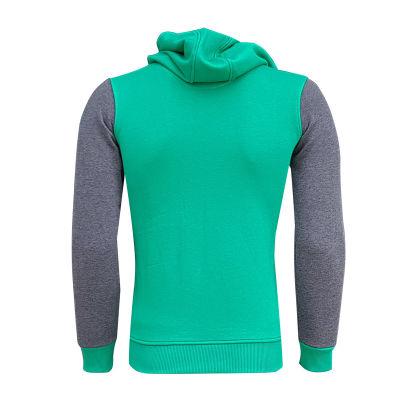 Sweat Kapşonlu Çınar Yeşil