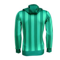 - Sweat Kapşonlu Çubuklu Yeşil (1)