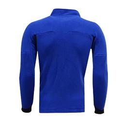 POLAR %25 - Sweat Polar Kappa Fermuarlı Cepli Mavi (1)
