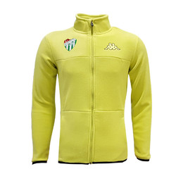 POLAR %25 - Sweat Polar Kappa Fermuarlı Sarı