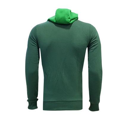 Sweat Yarım Fermuar Bs Bursaspor Yeşil