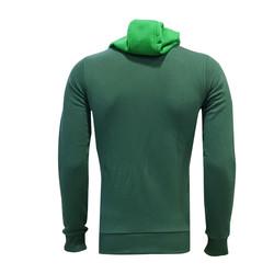 BURSASTORE - Sweat Yarım Fermuar Bs Bursaspor Yeşil (1)