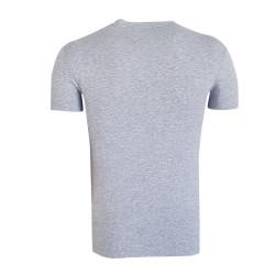 BURSASTORE - T-Shirt 0 Yaka Bs Gri (1)