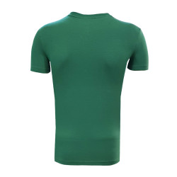 BURSASTORE - T-Shirt 0 Yaka Bs Yeşil (1)