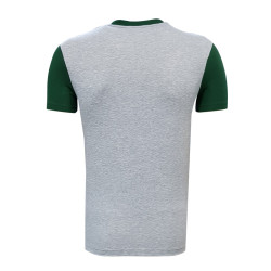 - T-Shirt 0 Yaka Bursaspor Est Yeşil Gri (1)