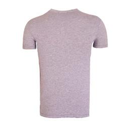- T-Shirt 0 Yaka Nostalji Gri (1)
