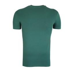- T-Shirt 0 Yaka Nostalji Yeşil (1)