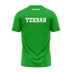 BURSASTORE - T-Shirt 0 Yaka Teksas Yeşil (1)