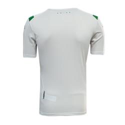 - T-Shirt Kappa 0 Yaka Beyaz (1)