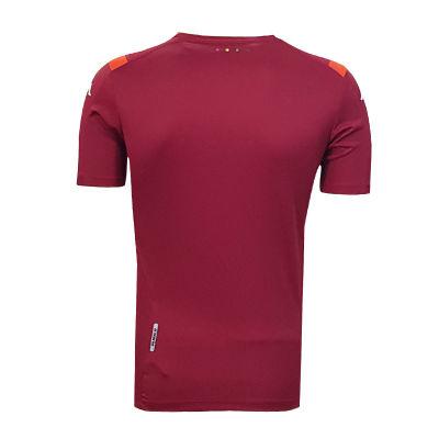 T-Shirt Kappa 0 Yaka Bordo