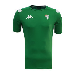 - T-Shirt Kappa 0 Yaka Yeşil