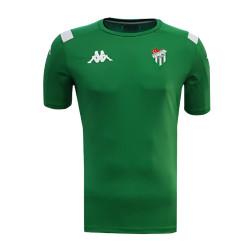 BURSASTORE - T-Shirt Kappa 0 Yaka Yeşil