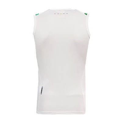 T-Shirt Kappa Kolsuz Antrenman Beyaz