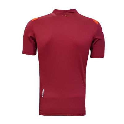 T-Shirt Kappa Polo Yaka Bordo