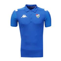 - T-Shirt Kappa Polo Yaka Mavi