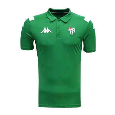 T-Shirt Kappa Polo Yaka Yeşil