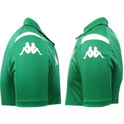T-Shirt Kappa Polo Yaka Yeşil - Thumbnail
