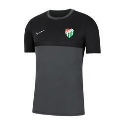 BURSASTORE - T-Shirt Nike 0 Yaka Siyah