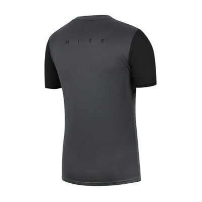 T-Shirt Nike 0 Yaka Siyah