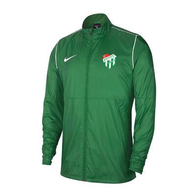 Rüzgarlık Nike Fermuarlı Yeşil