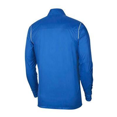 Rüzgarlık Nike Fermuarlı Mavi