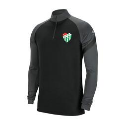 BURSASTORE - Sweat Nike Yarım Fermuar Siyah