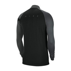 BURSASTORE - Sweat Nike Yarım Fermuar Siyah (1)