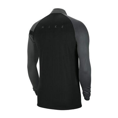 Sweat Nike Yarım Fermuar Siyah