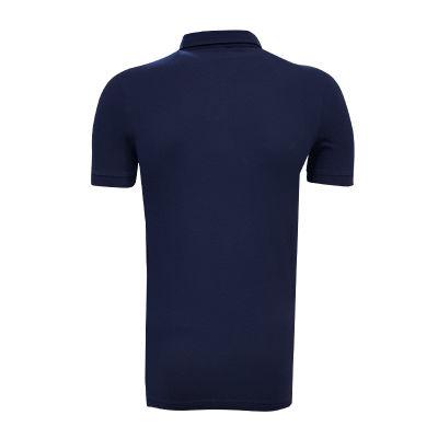 T-Shirt Polo Yaka Bs Lacivert