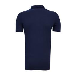 BURSASTORE - T-Shirt Polo Yaka Bs Lacivert (1)
