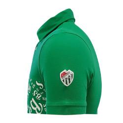 T-Shirt Polo Yaka Bs Yeşil - Thumbnail
